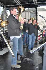 Kölsche Karnevalslieder neu interpretiert - mit Blasinstrumenten!