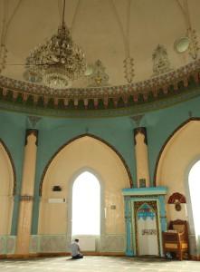 Prachtvolle Moscheen kann man in Aserbaidschan entdecken. Rund 95 Prozent der Einwohner sind Muslime.